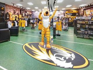 Mizzo retail store at Missouri state University